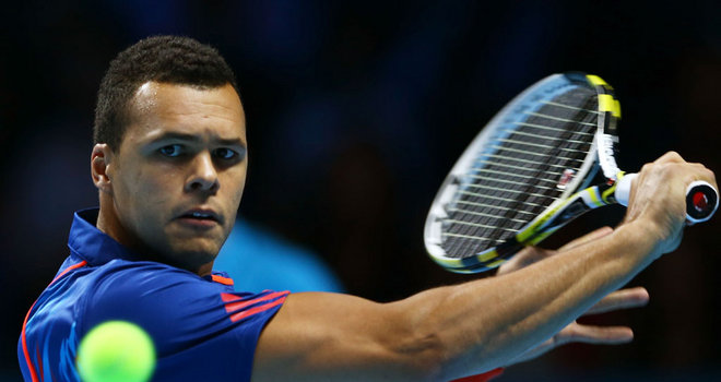 Jo Wilfried Tsonga vs Pierre Hugues Herbert
