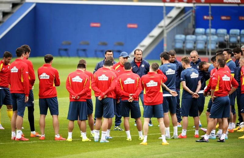 """Euro 2016: """"Tricolorii"""" se vor pregăti în Turcia"""