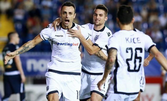 Skoda Xanthi vs PAOK Salonic