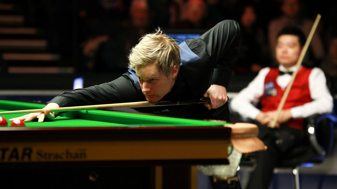 Ponturi pariuri Allen vs Robertson – Welsh Open