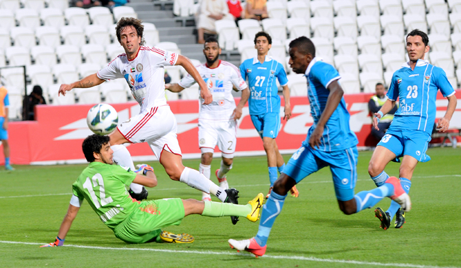 Ponturi Pariuri Al Jazira vs Dibba Al Fujairah – UAE League