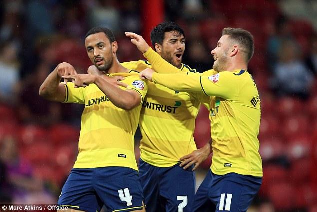 Oxford Utd vs Stavenage