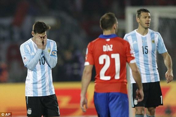 Ponturi pariuri Chile vs Argentina – Preliminarii CM
