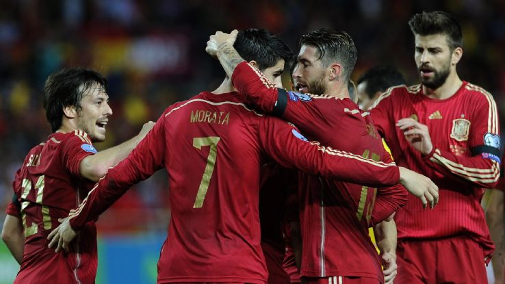 Ponturi pariuri Italia vs Spania – amical