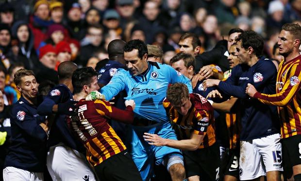 Ponturi fotbal Bradford vs Millwall – League One