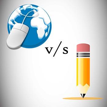 Diferenta dintre pariori online si pariori offline