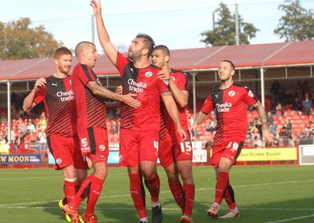 Ponturi fotbal York vs Crawley Town – League Two
