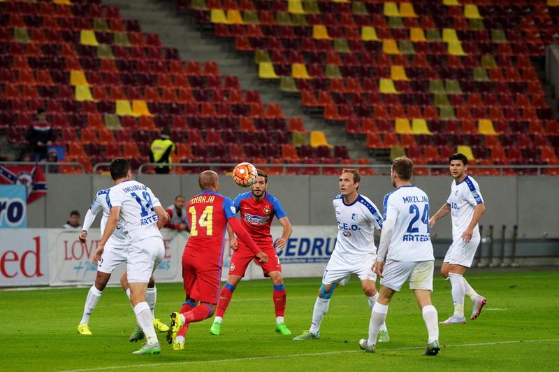 Pandurii Targu Jiu vs Steaua Bucuresti