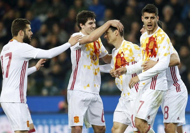 Ponturi pariuri – Romania vs Spania – Amical