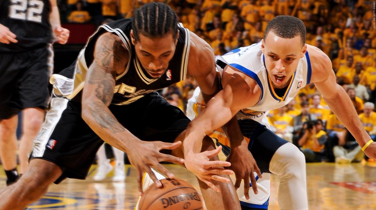 Ponturi baschet – Spurs vs Warriors se joaca cu recordurile pe linie