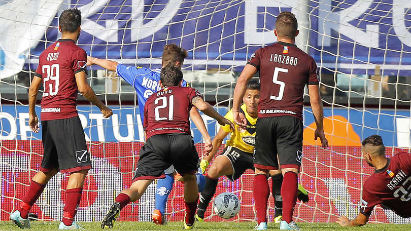 Novara vs Salernitana