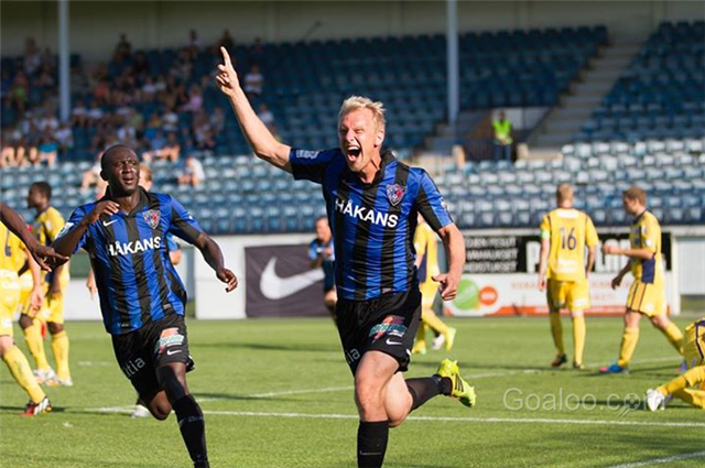 Inter Turku vs Pk-35