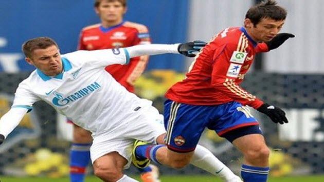 Ponturi fotbal CSKA Moscova vs Saransk – Rusia
