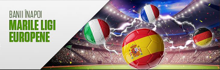 Cashback ligi europene fotbal