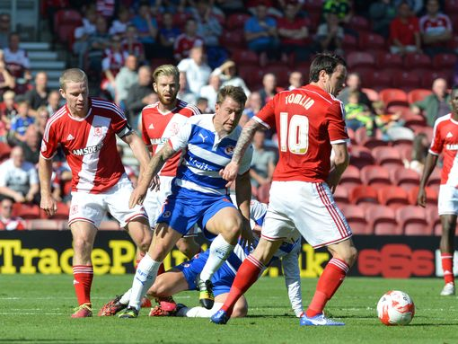 Ponturi fotbal Middlesbrough vs Reading – Championship