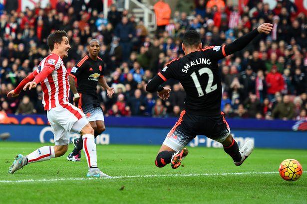 Manchester City vs Stoke