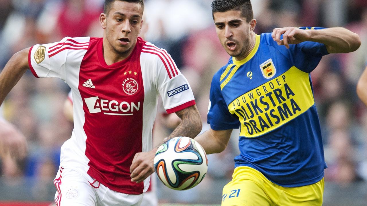 Cambuur vs Ajax