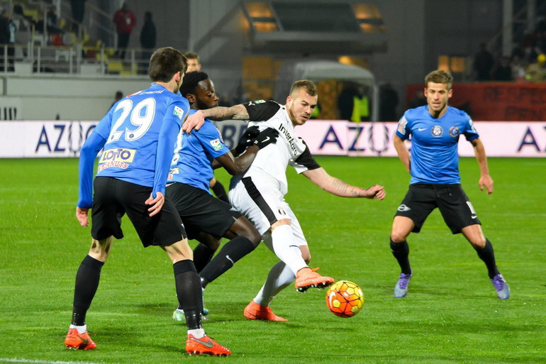 Ponturi pariuri – FC Viitorul vs Astra Giurgiu – Liga 1