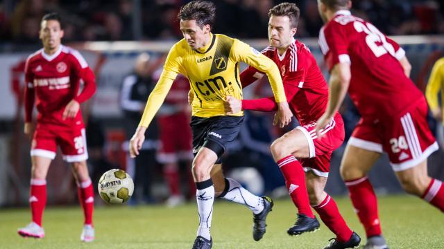 Breda vs Almere