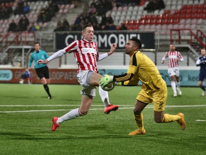 FC Oss vs Almere