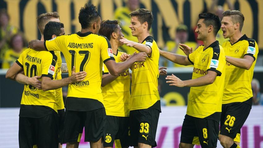 VfB Stuttgart vs Borussia Dortmund