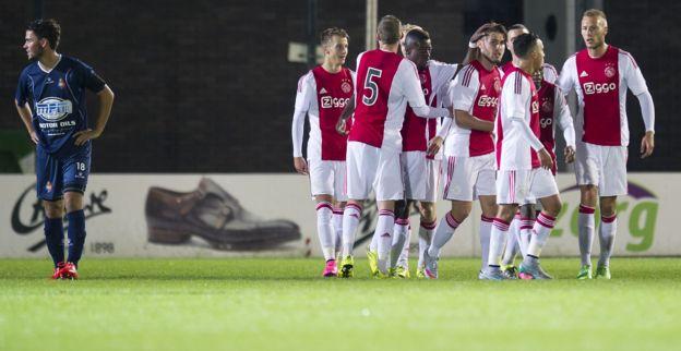 Sittard vs Jong Ajax