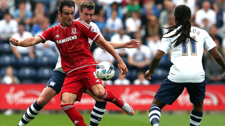 Ponturi fotbal Middlesbrough vs Preston  – Championship
