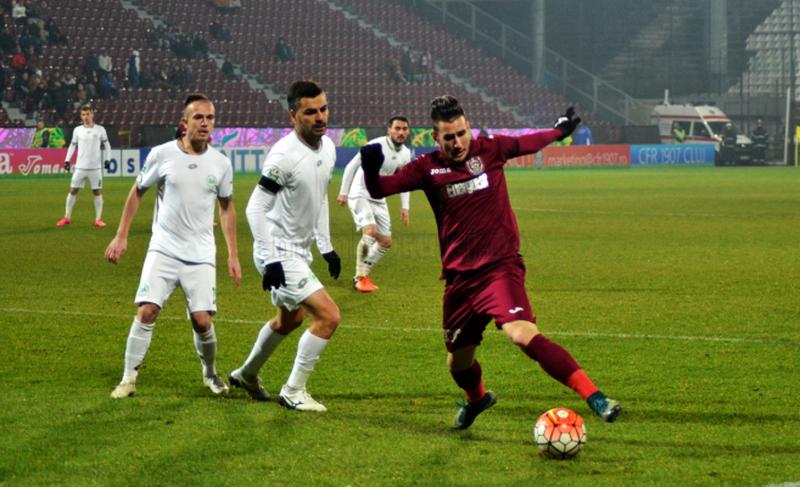 Ponturi pariuri – CFR Cluj vs Concordia Chiajna – Liga 1