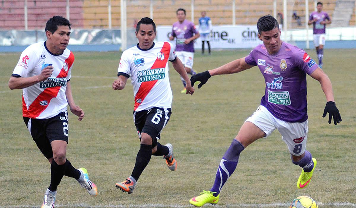 Ponturi Pariuri Nacional Potosi vs Real Potosi – Bolivia