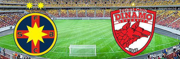 Ponturi pariuri online pentru derby-ul Steaua - Dinamo