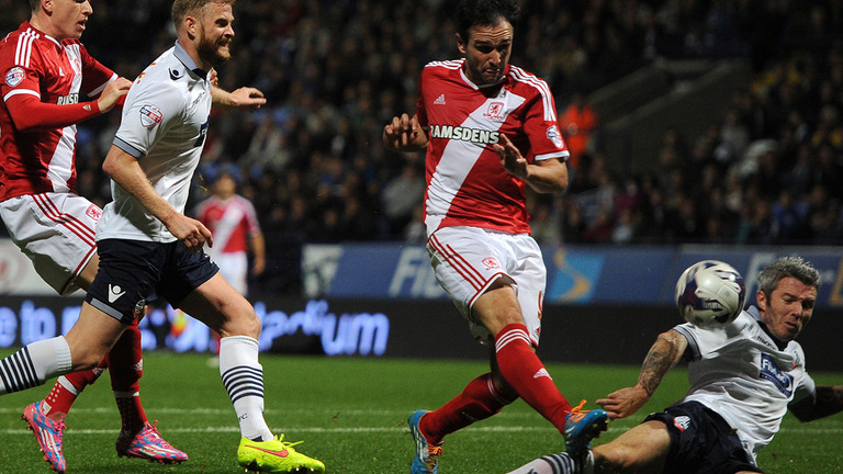 Ponturi fotbal Bolton vs Middlesbrough – Championship