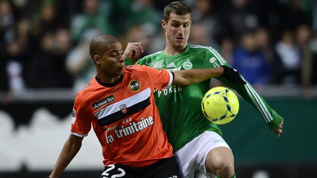 Ponturi fotbal Saint Etienne vs Lorient – Ligue 1
