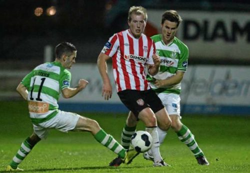 Derry City vs Shamrock Rovers