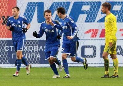 Dinamo Moscova vs FK Rostov