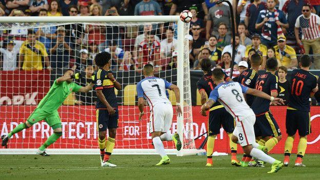 Ponturi fotbal – SUA – Columbia – Copa America