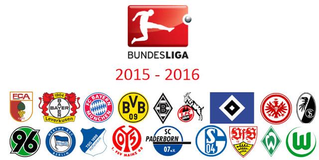 Statistici Bundesliga 2016