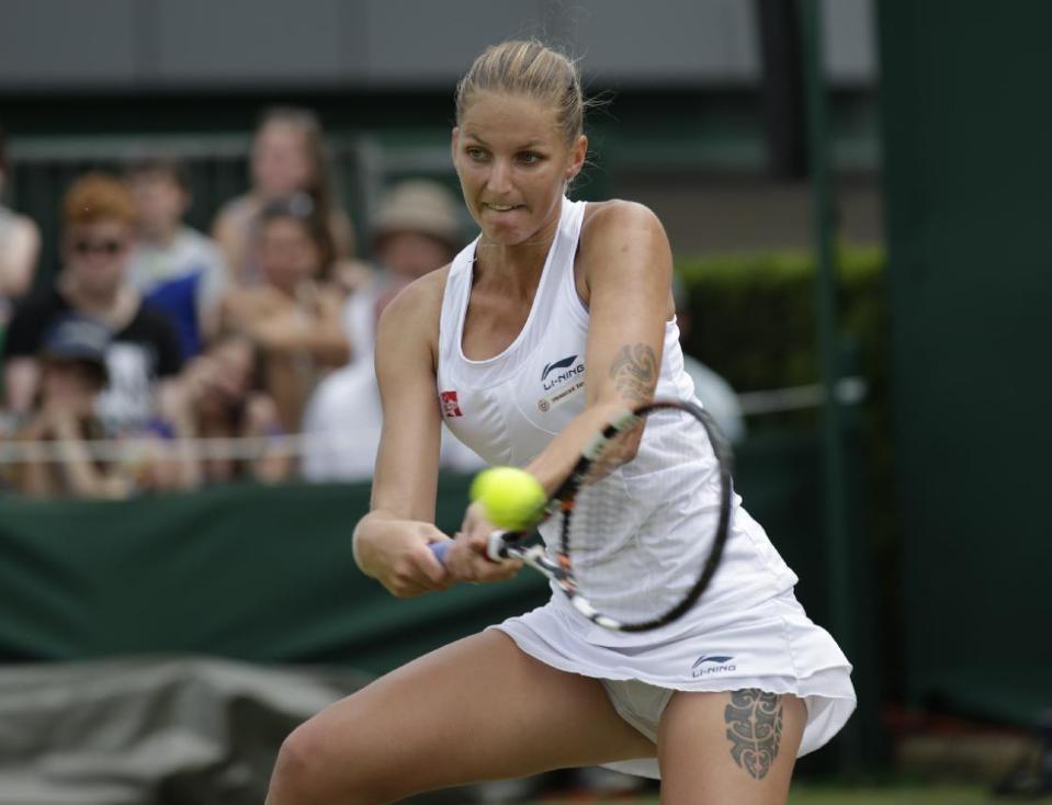 Ponturi Tenis Ka. Pliskova – Wickmayer – Wimbledon (GBR)