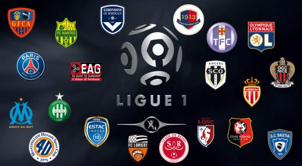 Statistici Ligue 1 2016