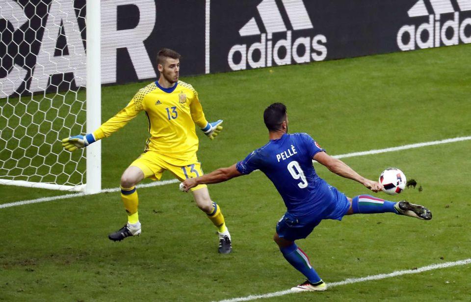 Echipa optimilor de finala la EURO 2016