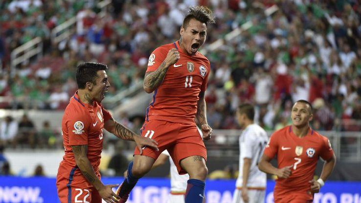 Ponturi fotbal – Columbia – Chile – Copa America