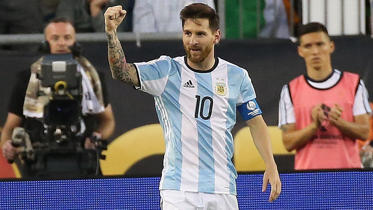 Ponturi fotbal – SUA – Argentina – Copa America