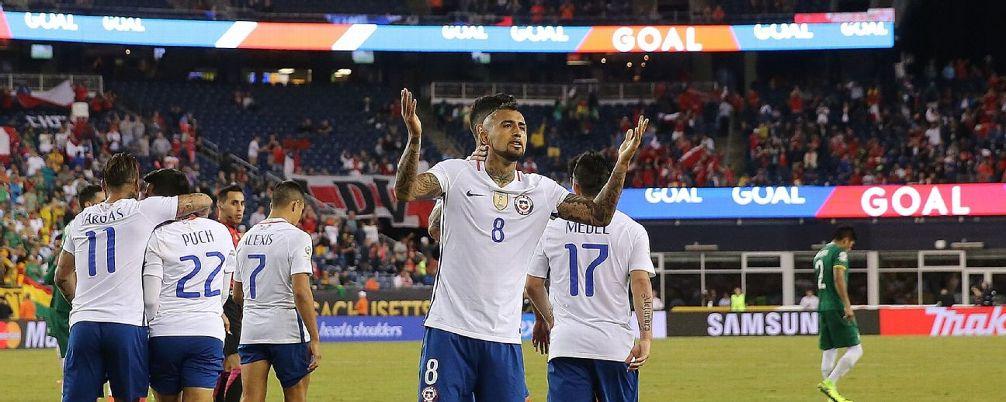 Ponturi fotbal Chile vs Panama – Copa America Centenario