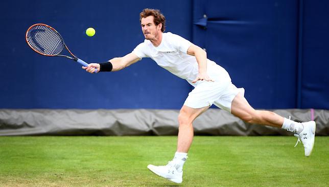 Andy Murray vs Aljaz Bedene