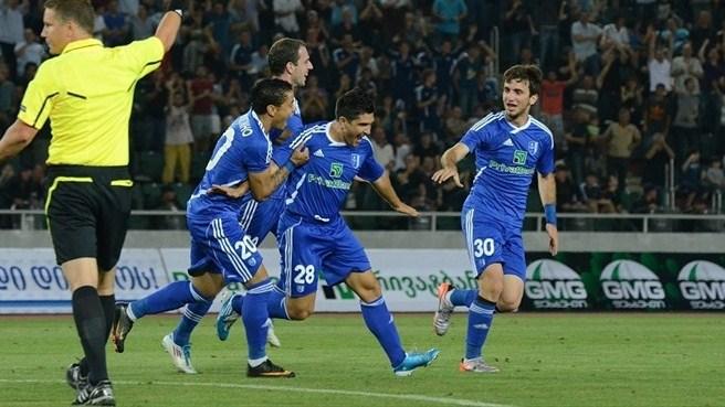 Alashkert - Dinamo Tbilisi