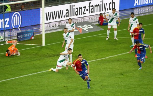 Ponturi fotbal FC Basel – Sion – Elvetia Super League