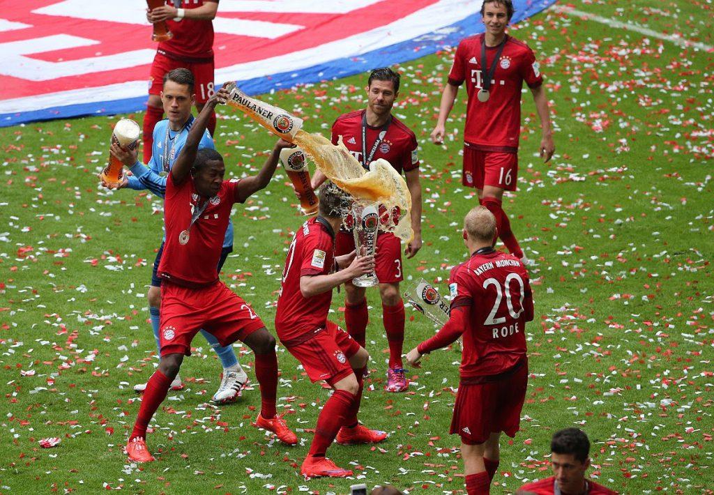 Calendar Bundesliga 2017