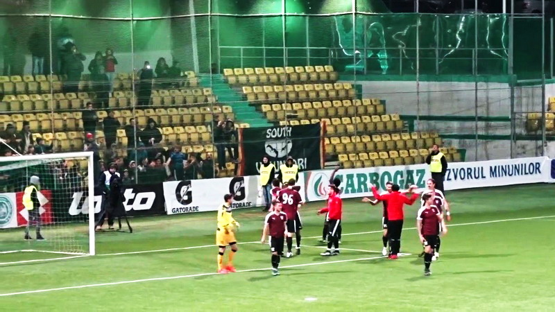 Concordia Chiajna vs FC Voluntari