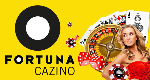 Fortuna cazino online – 800 RON bonus