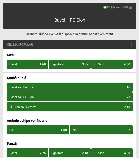 FC BAsel Unib