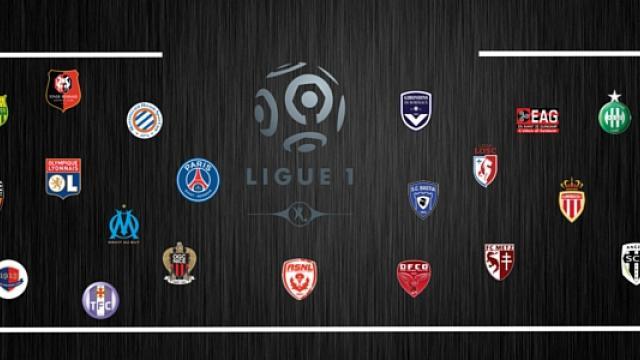 Calendar Ligue 1 2017